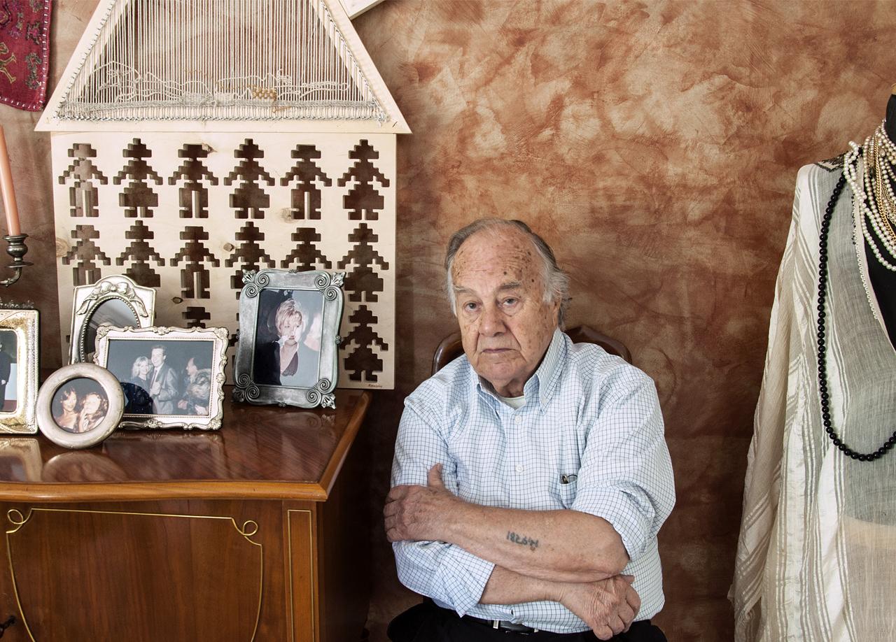 Ισαάκ Μιζάν - Greek Jews Holocaust Surviors